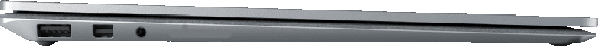 Gray Microsoft Surface Laptop.4