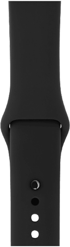 Space Grau Apple Watch Series 3 GPS, 38mm.3