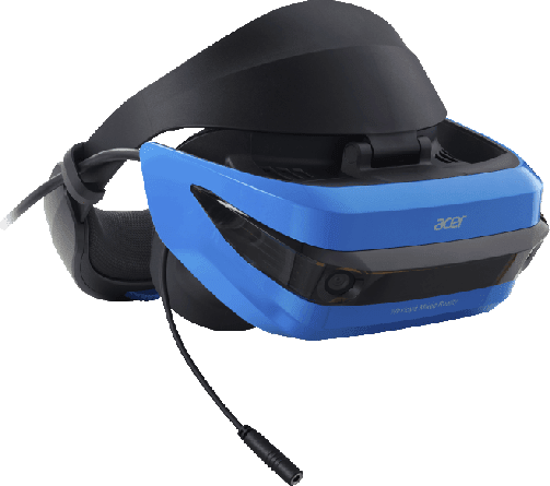 Black Acer Windows Mixed Reality .1