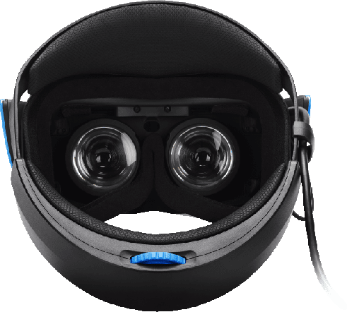 Black Acer Windows Mixed Reality .3
