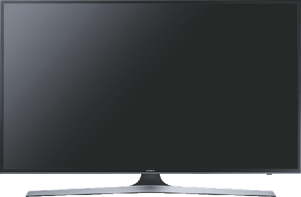 "Black Samsung 55"" TV MU6179.3"
