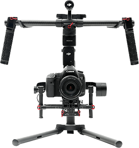Black DJI Ronin-M 3-Axis Steadycam.1