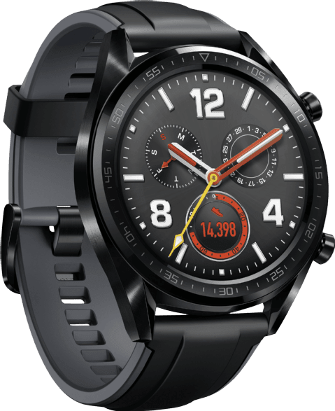 Graphite Black Huawei Watch GT.2