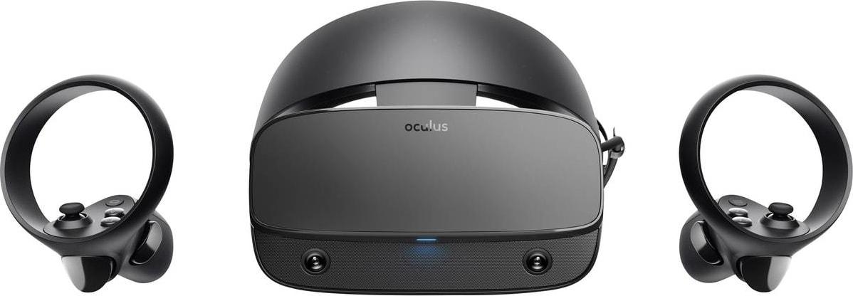 Black Oculus Rift S VR.5