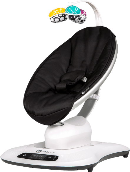 Black 4MOMS mamaRoo 4.2