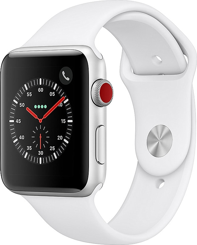 White Apple Watch Series 1, 38mm.1