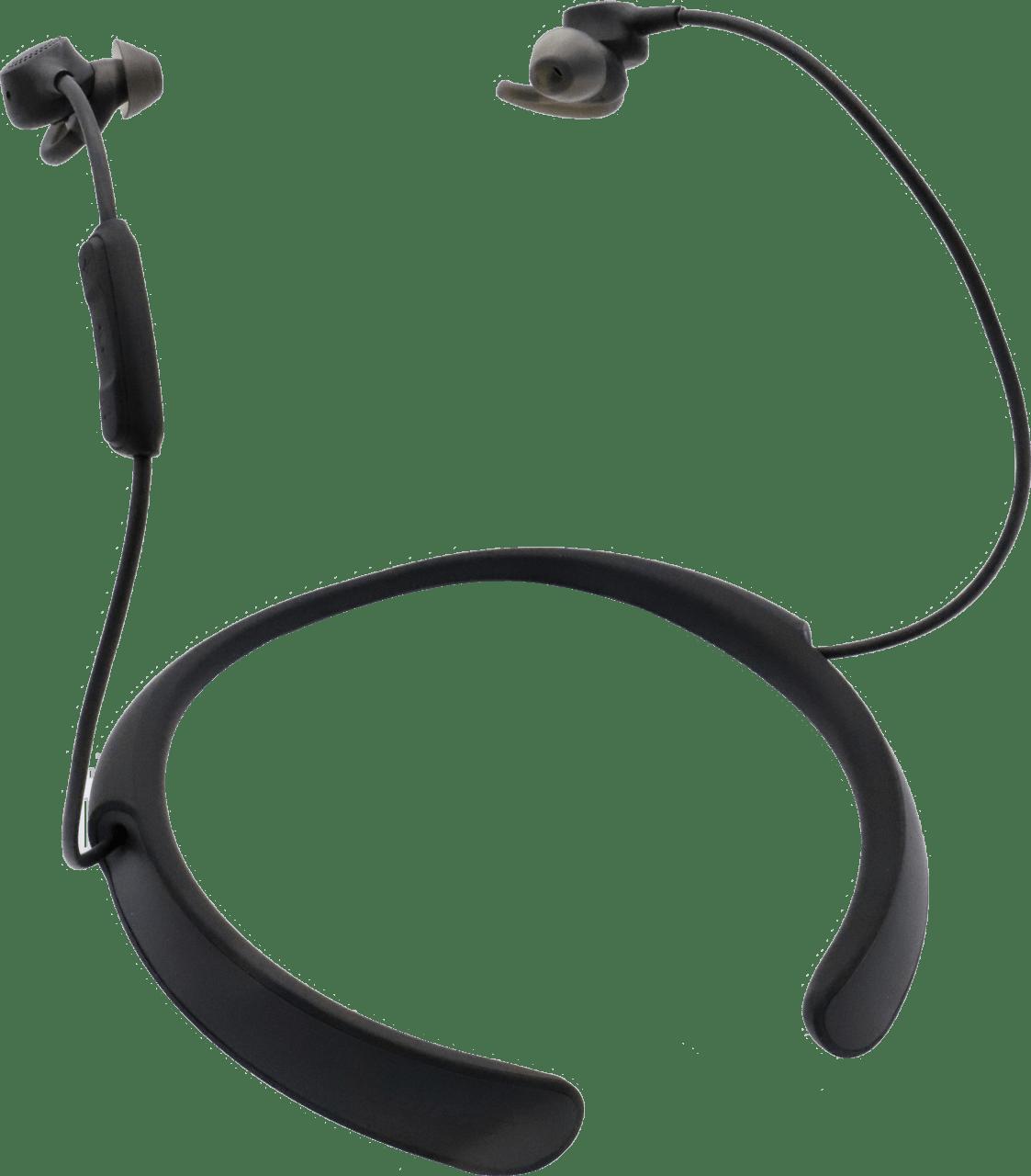 Black BOSE QuietControl 30 Wireless, In-Ear Headphones.1