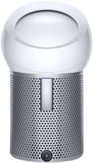 White/Silver DYSON Pure Cool Me Air Purifier.1