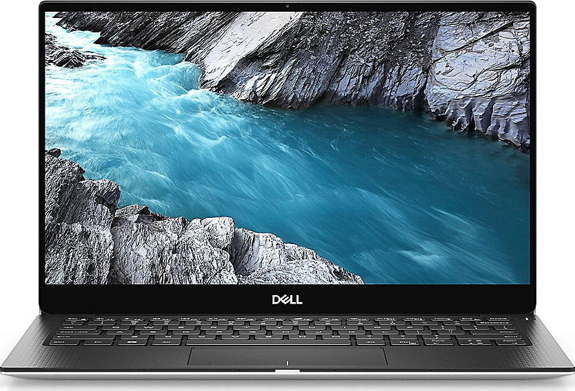 Silber Dell XPS 13 9380 Touch.2