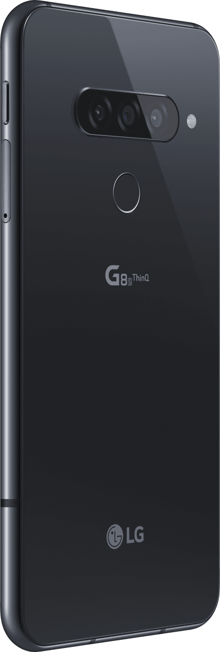 Mirror Black LG G8s ThinQ 128GB.2