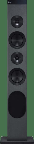 Schwarz LG RL3 XBOOM Standlautsprecher.1