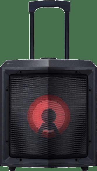 Schwarz LG RL2 XBOOM Portabler Lautsprecher.1