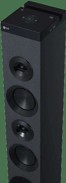 Schwarz LG RL3 XBOOM Standlautsprecher.3