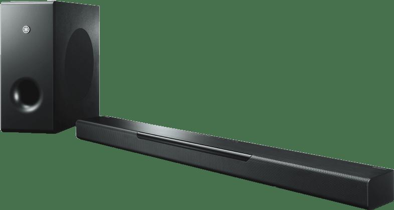 Schwarz Yamaha MusicCast Bar 400 .1