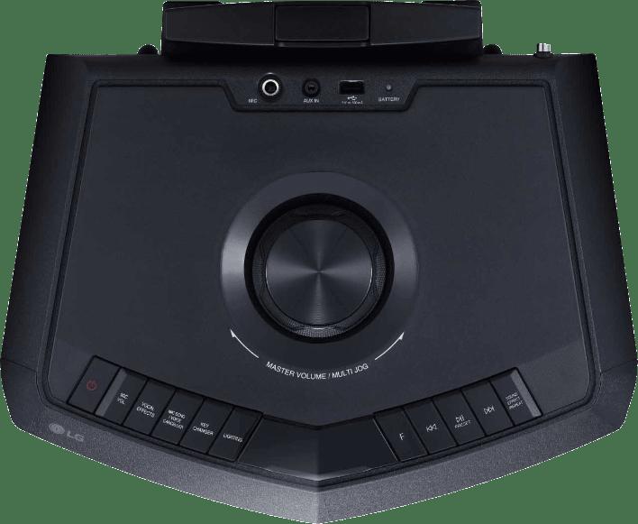 Black LG RL2 XBOOM Portable Speaker .4