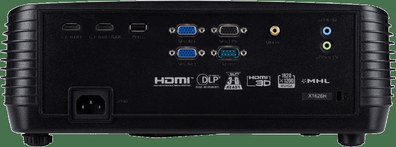 Schwarz Acer X1626H.5