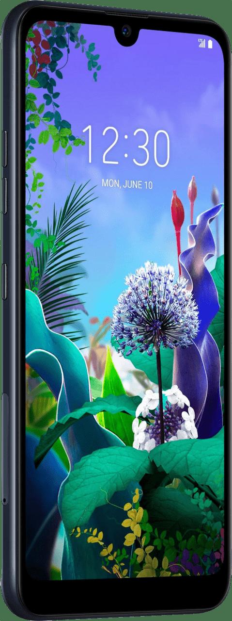 Aurora Black LG Q60 64GB.1