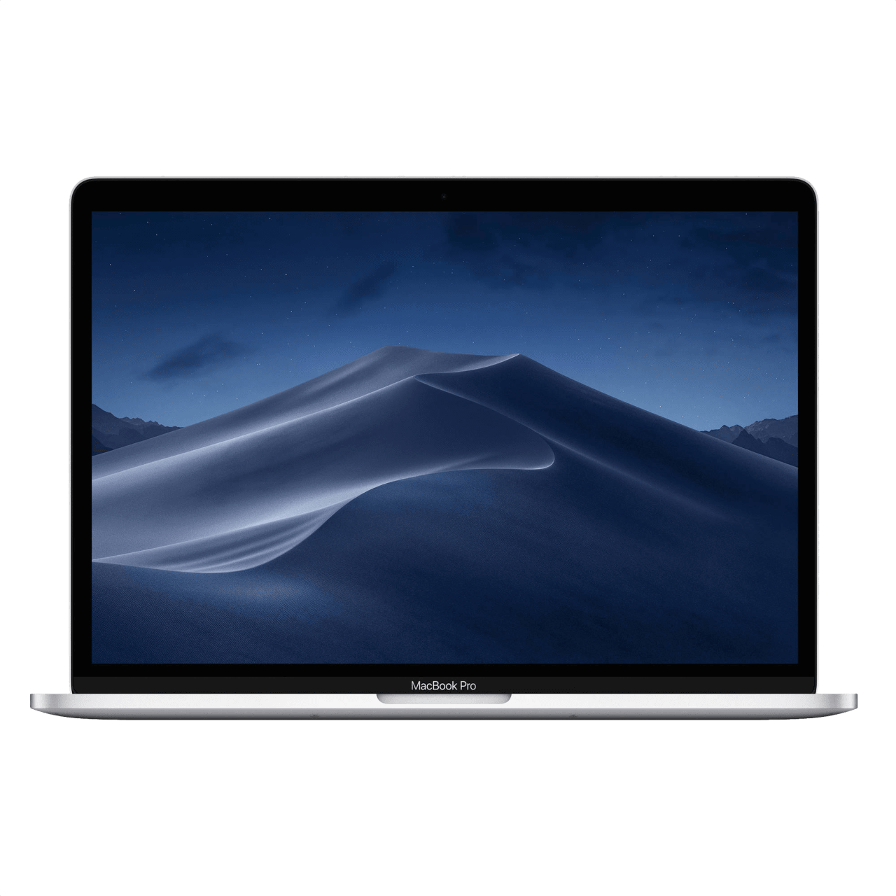 """Silver Apple 13"""" MacBook Pro Touch Bar (Mid 2019).1"""