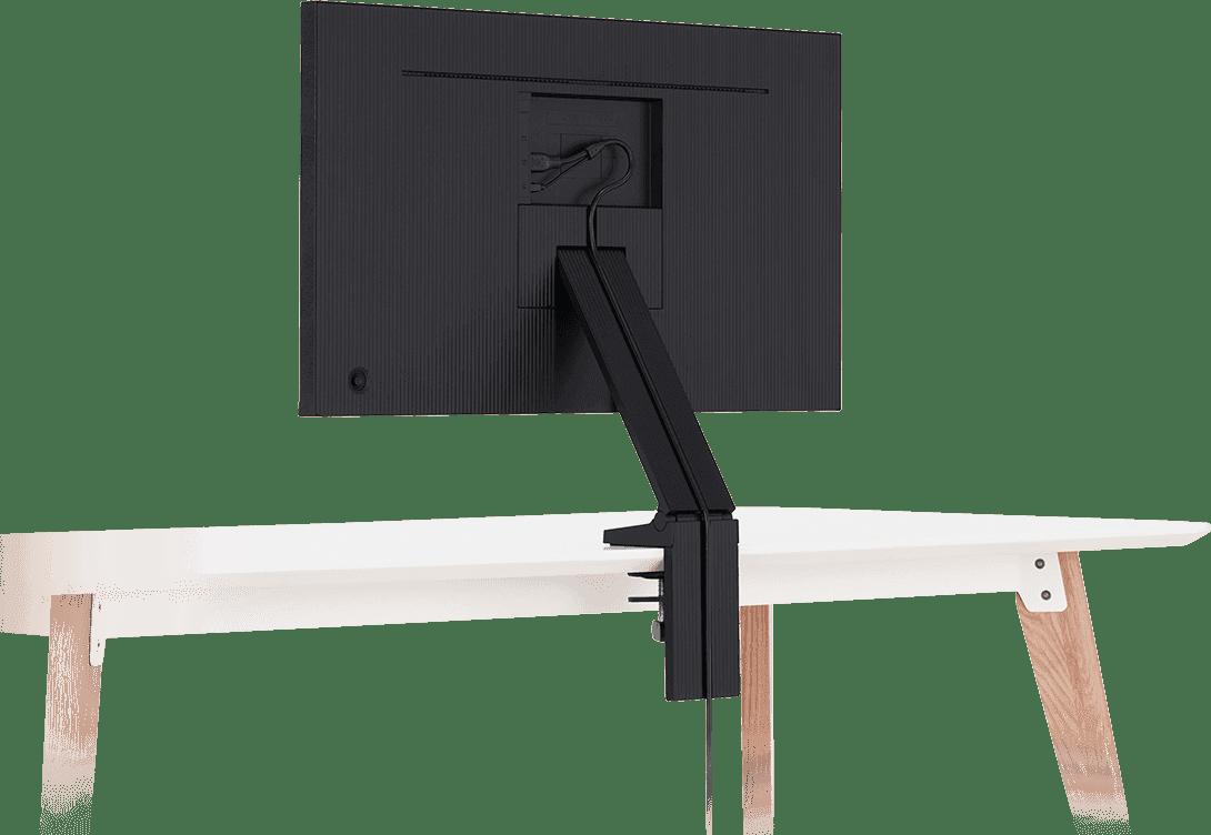 "Black Samsung 32"" - The Space S32R754UEU.2"