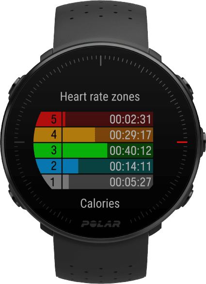 Black Polar Vantage M GPS Sports watch, M/L.2