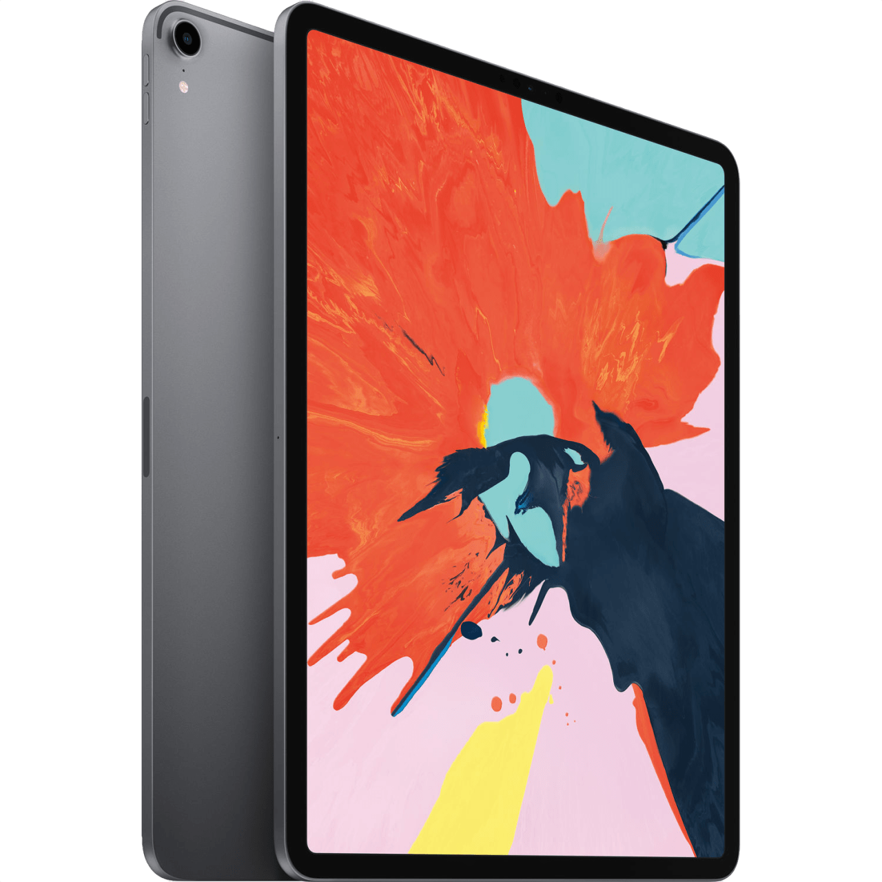 "Space Grey Apple 12.9"" iPad Pro Wi-Fi + Cellular (2018).1"
