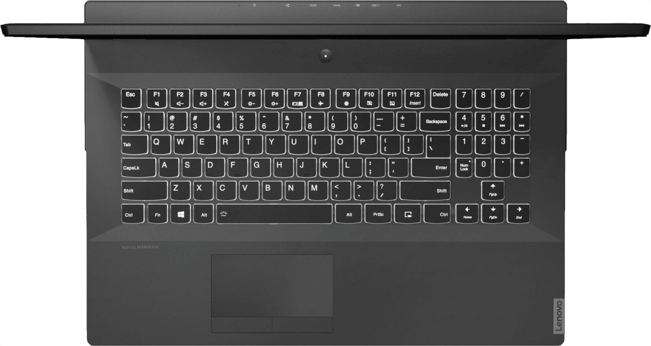 Black Lenovo Legion Y540.2