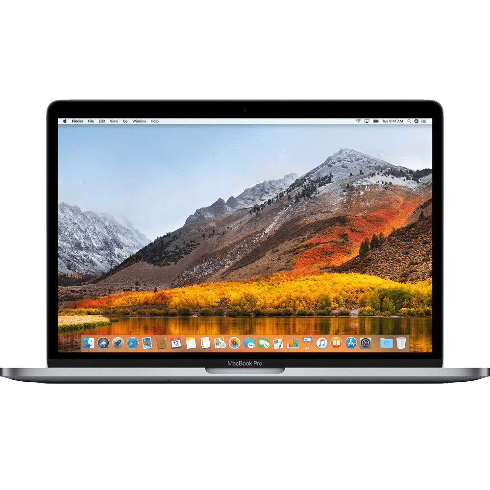 "Space Grey Apple 13"" MacBook Pro Touch Bar (Mid 2018).1"