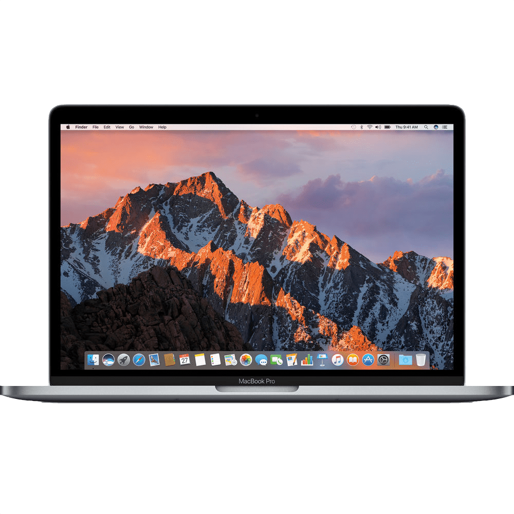 "Space Grau Apple 13"" MacBook Pro (Mid 2017).1"