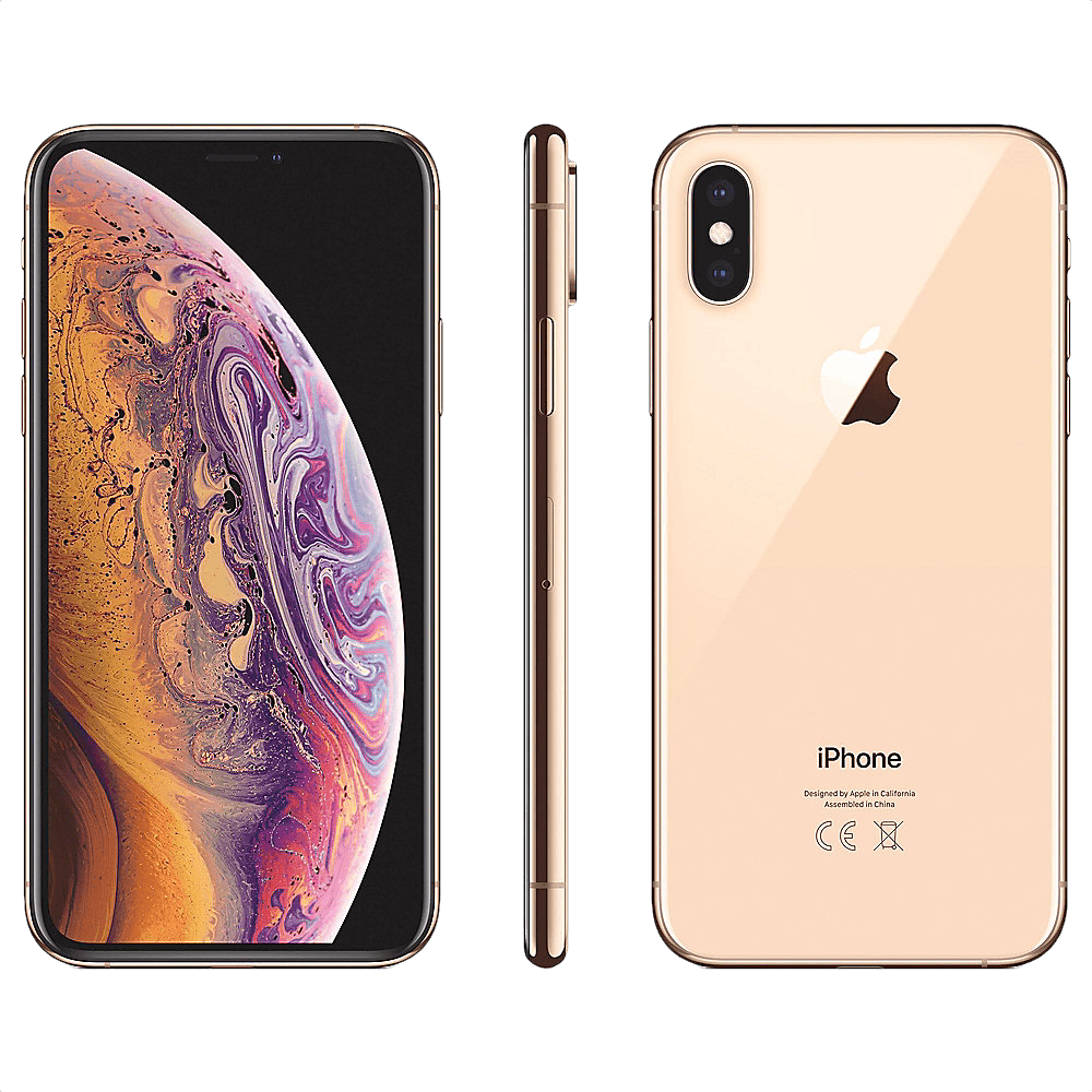 Gold Apple iPhone Xs Max 64GB.2