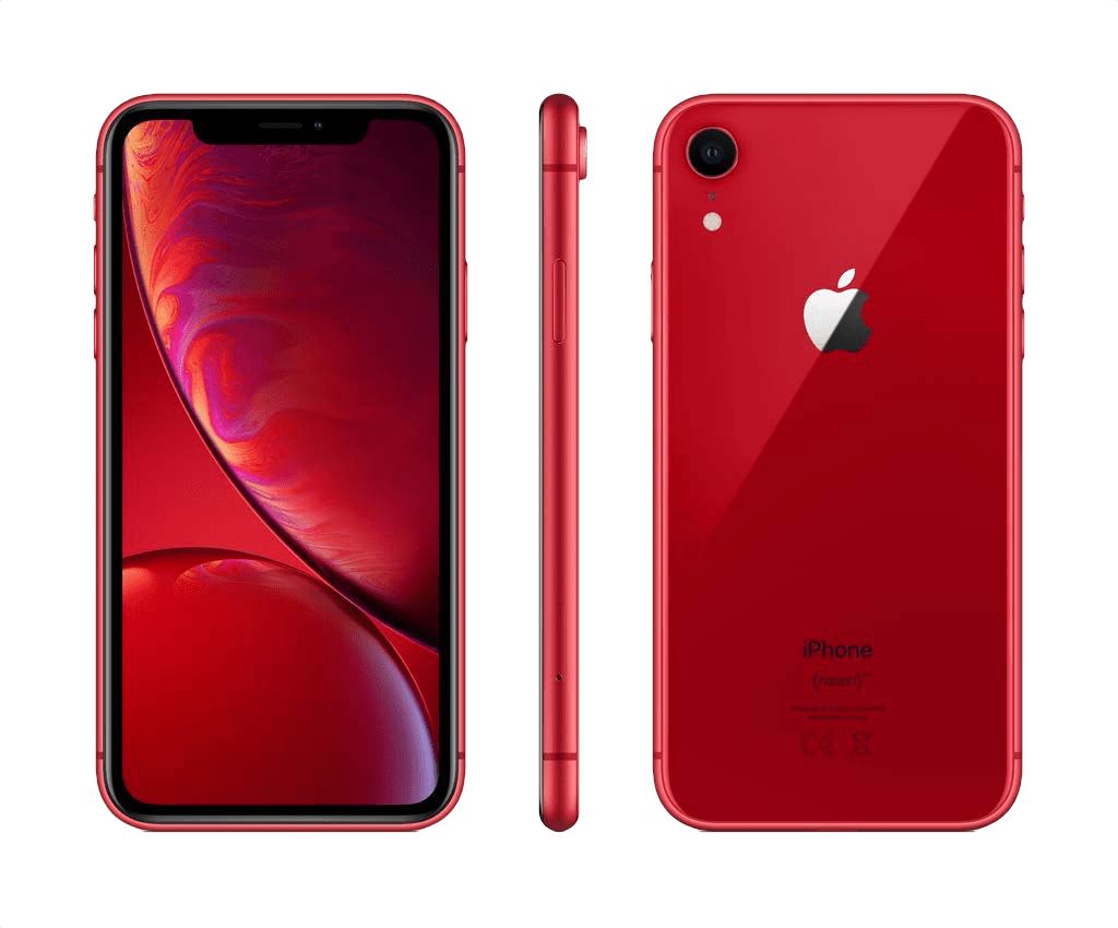(PRODUCT)RED™ Apple iPhone Xr 128GB.2