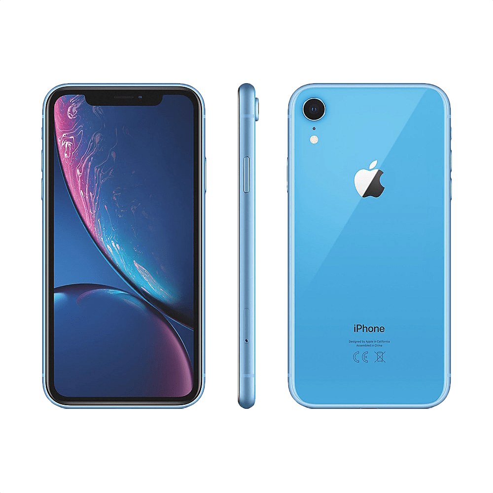 Blue Apple iPhone Xr 256GB.2