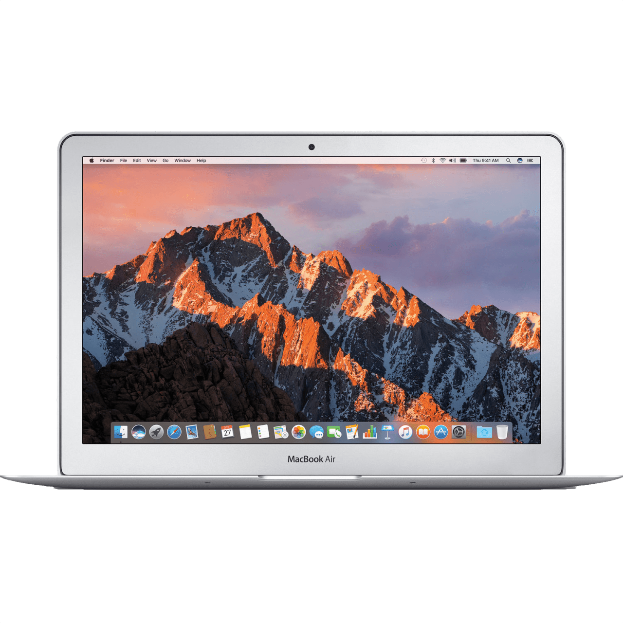 "Silver Apple 13"" MacBook Air (Mid 2017).1"