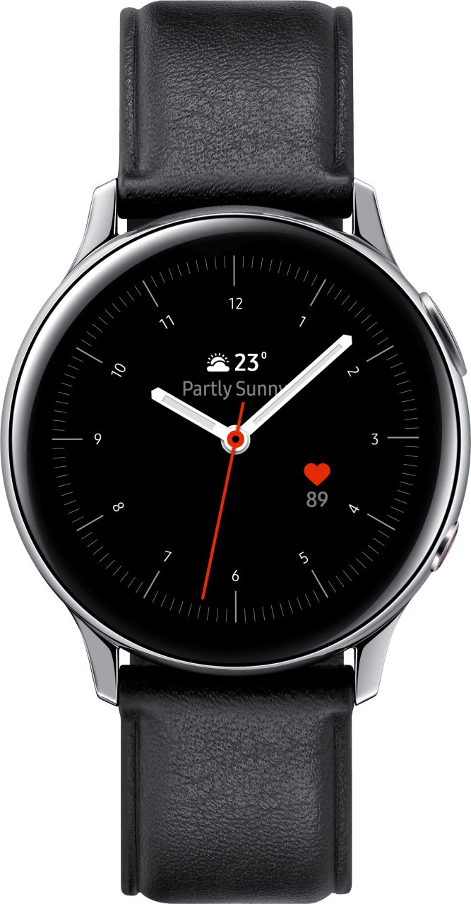 Silber Samsung Galaxy Watch Active2 (LTE), 40mm.1
