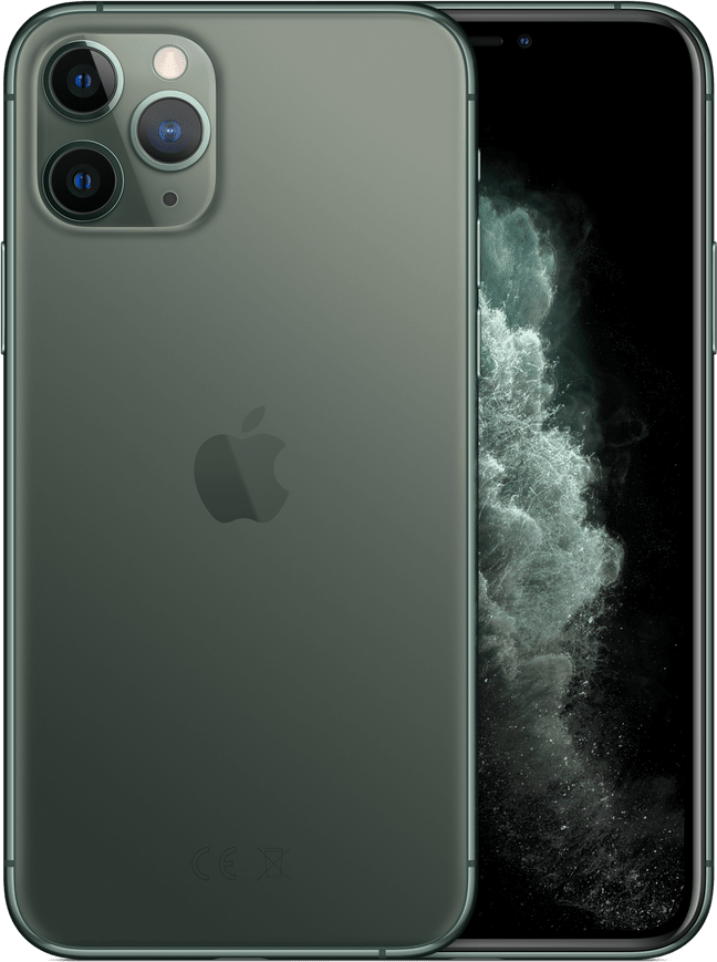 Nachtgrün Apple iPhone 11 Pro 256GB.1