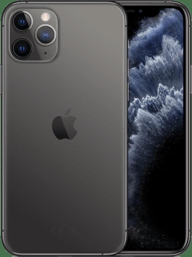 Space Grau Apple iPhone 11 Pro Max - 512GB - Single Sim.1