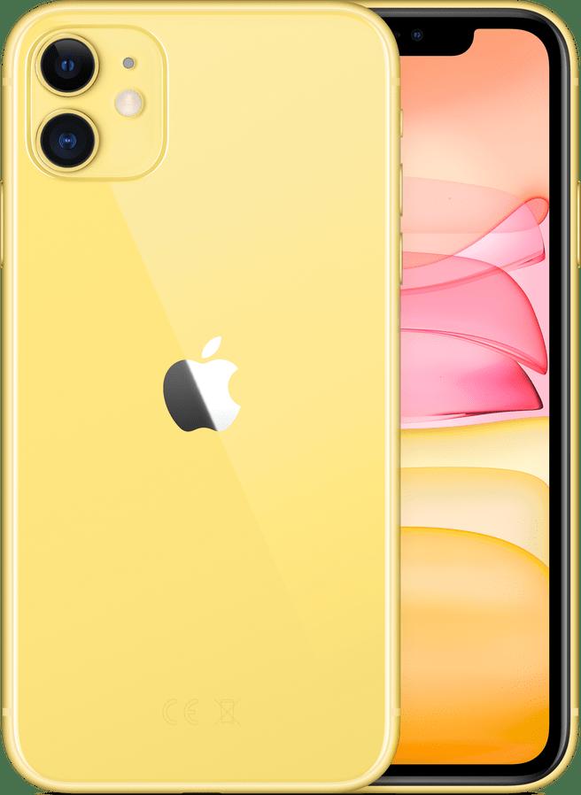 Gelb Apple iPhone 11 - 64GB - Single Sim.1