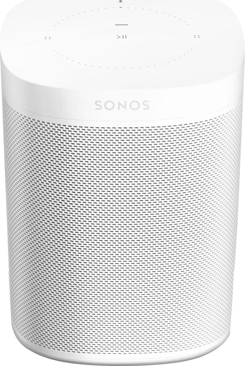 White Sonos One Gen2.3