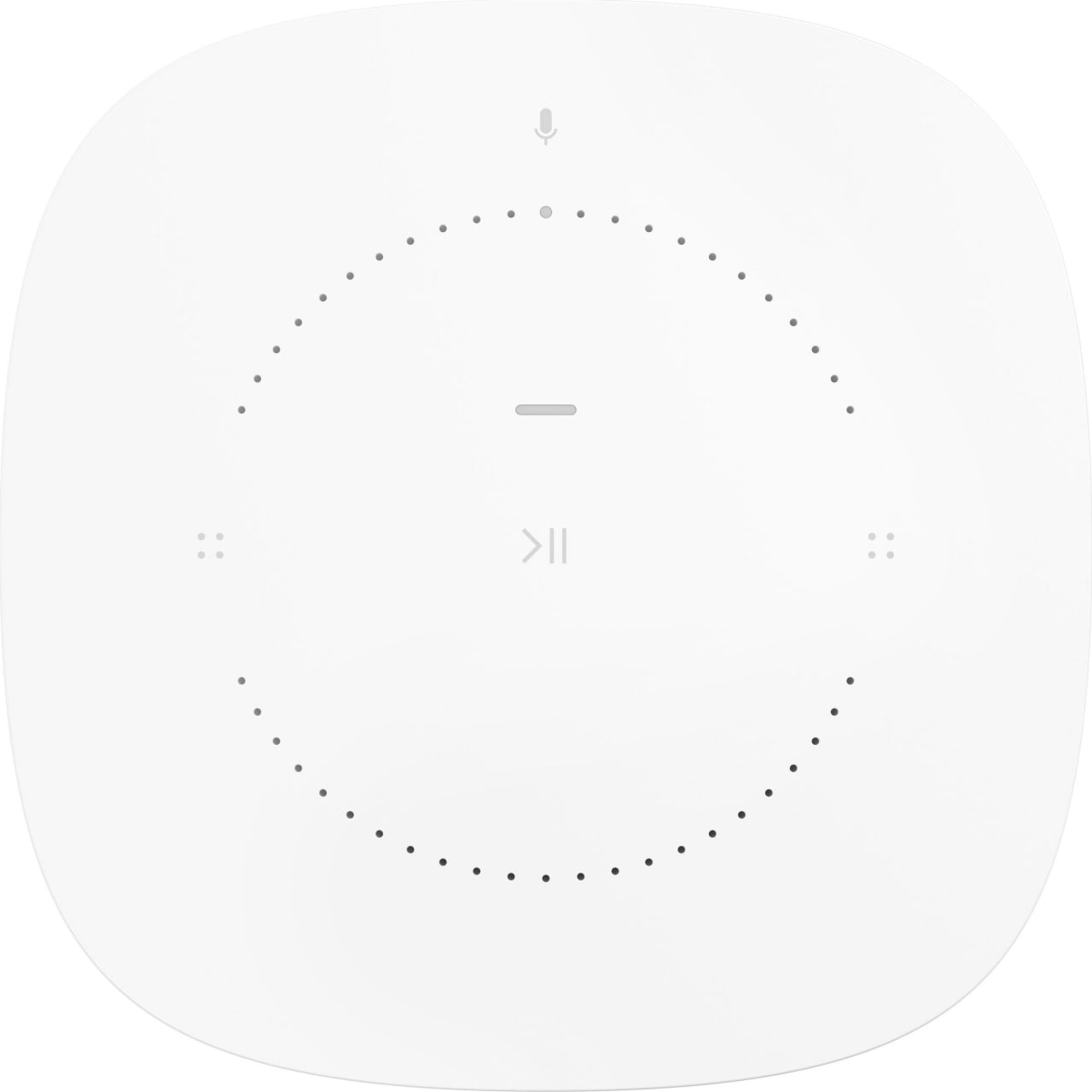White Sonos One Gen2.4