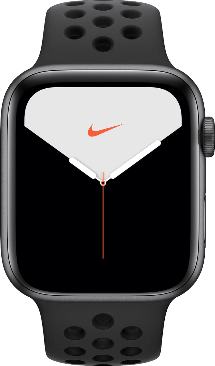 Anthrazit / Schwarz Apple Watch Nike Series 5 GPS, 40mm.1