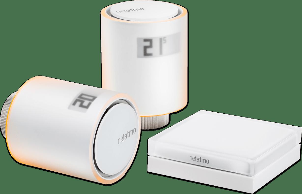 Weiss Netatmo NVP01-EN Starter Kit.2