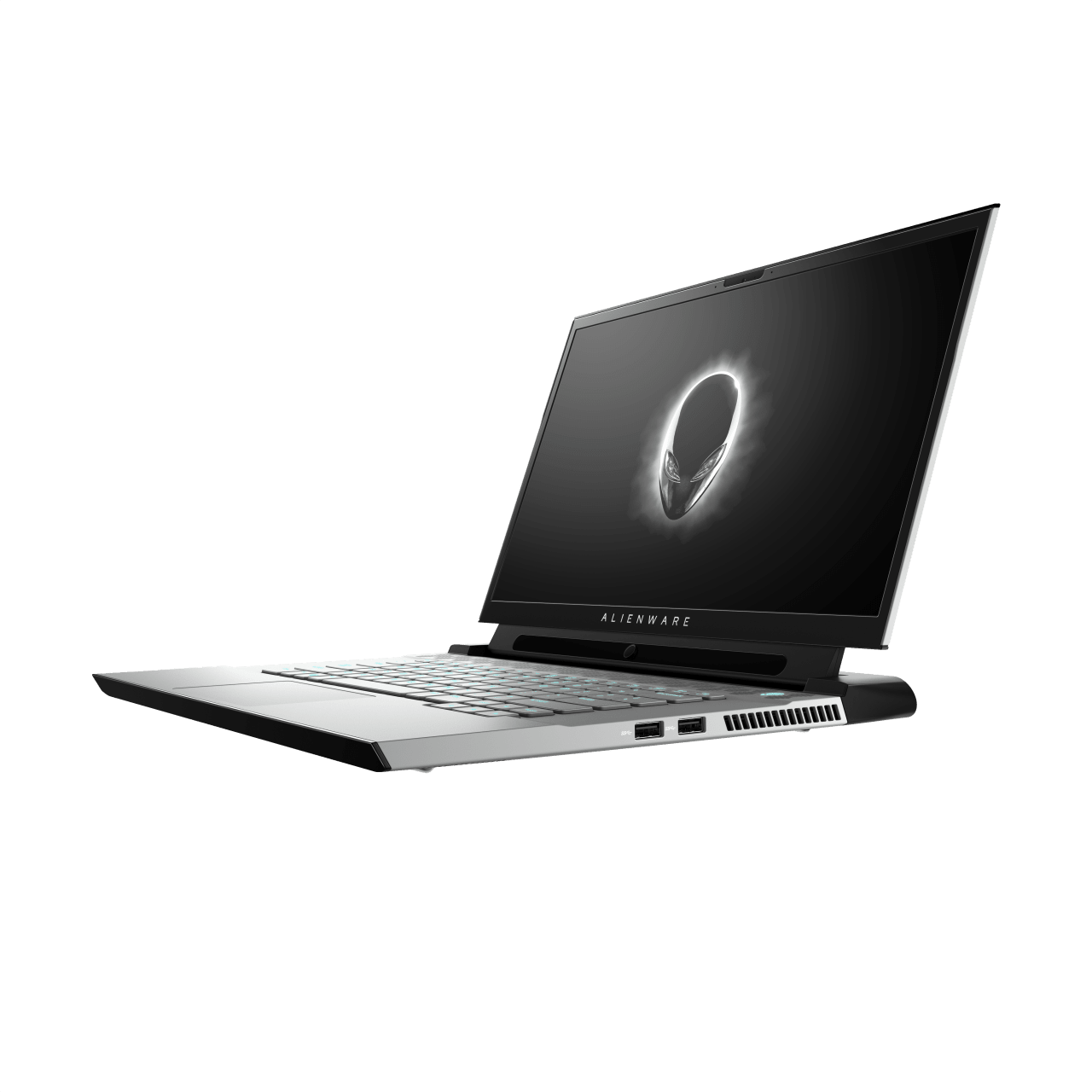 Black / White Alienware M15 R2.3
