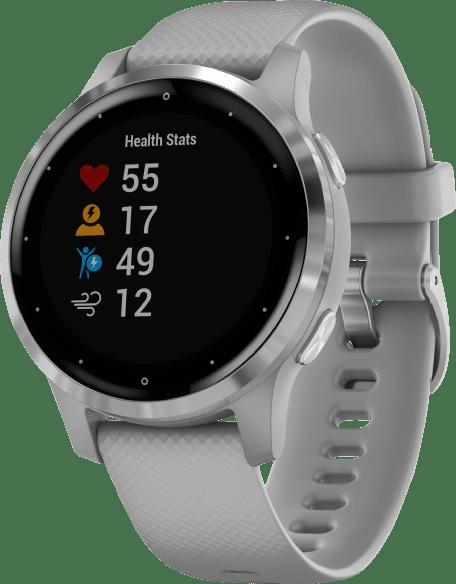 Gray Garmin Vivoactive 4s GPS Sports watch.4