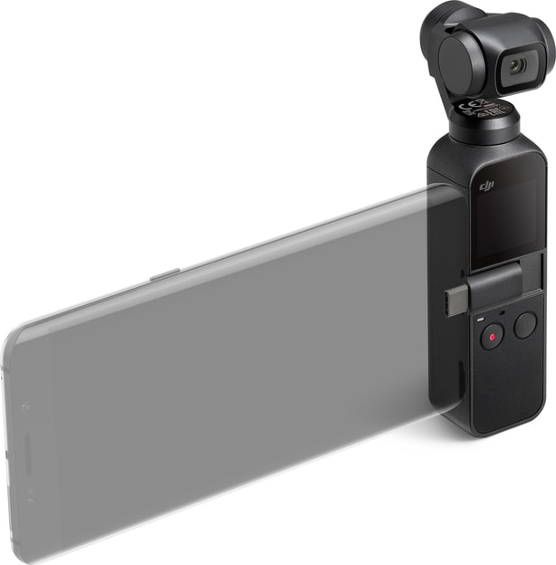Black DJI Osmo Pocket.4