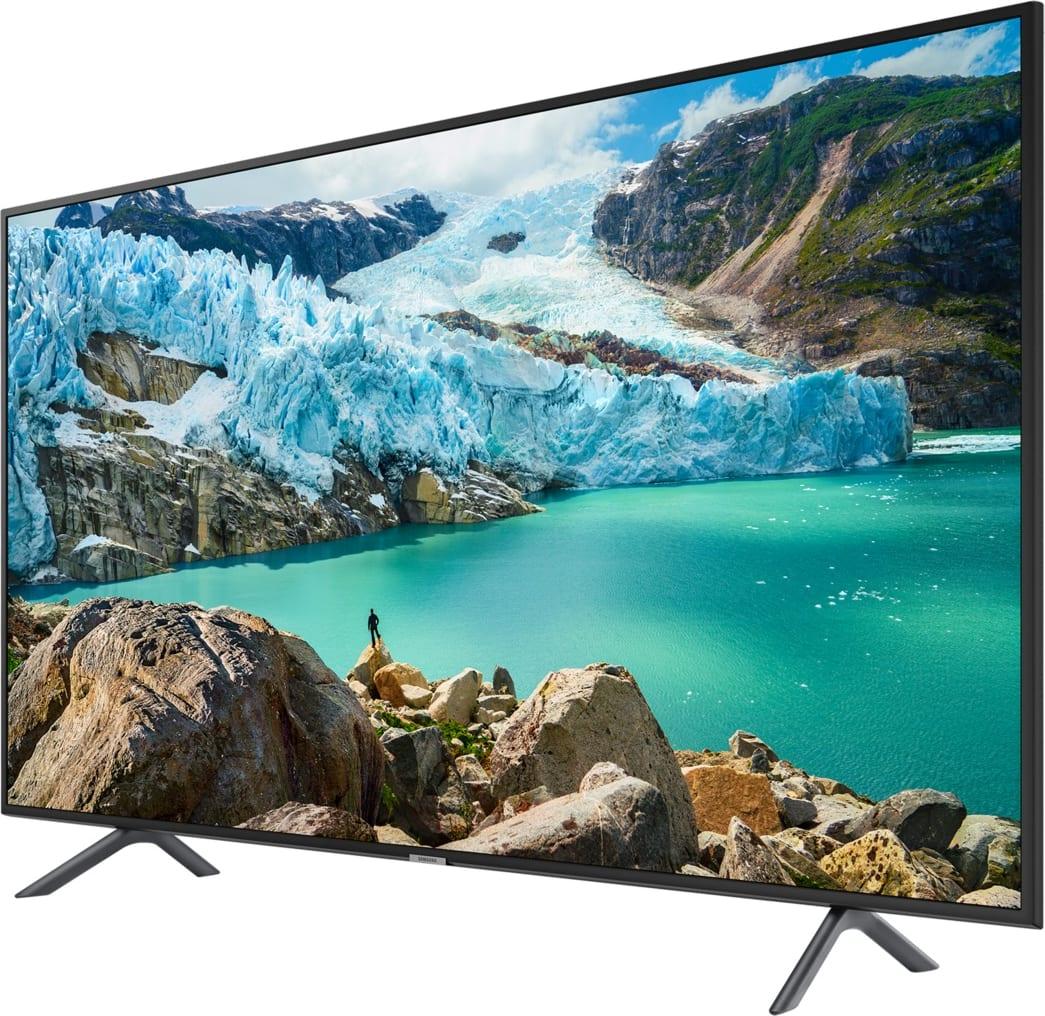 """Schwarz Samsung TV 65"""" RU7179.3"""