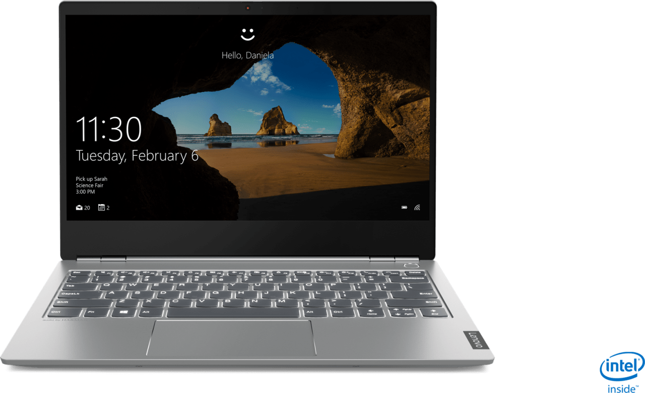 Mineral Grey Lenovo ThinkBook 13s.1