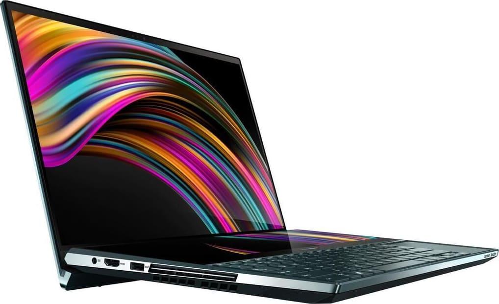 Celestial Blue Asus ZenBook Pro Duo UX581GV-H2004T.2