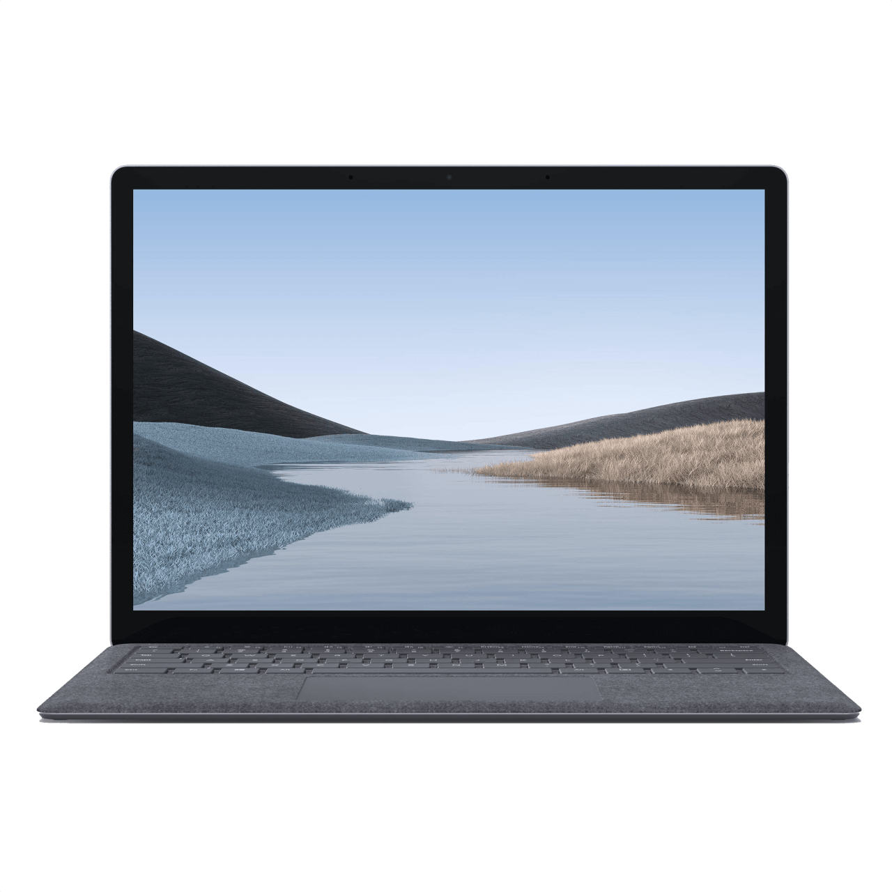 Platinum (Fabric) Microsoft Surface Laptop 3.1