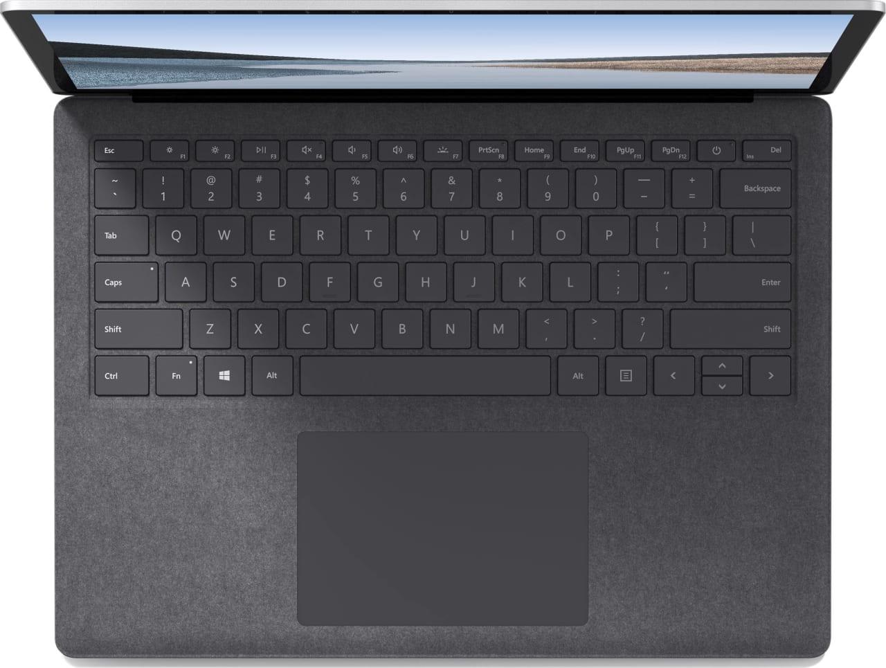 Platinum (Fabric) Microsoft Surface Laptop 3.2