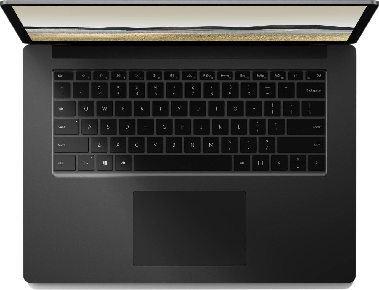 Black (Metal) Microsoft Surface Laptop 3.2