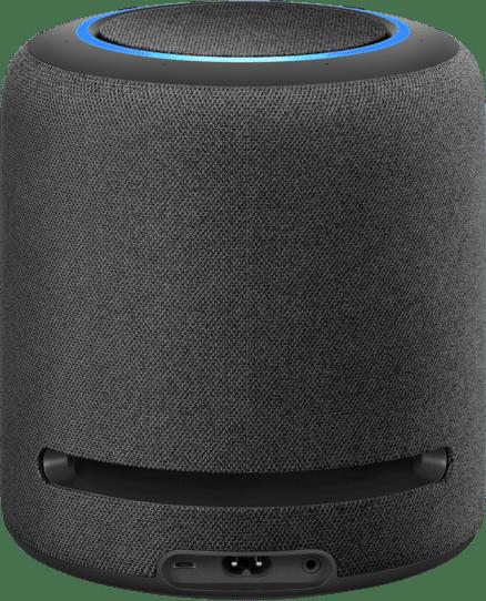 Schwarz Amazon Echo Studio.1